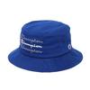 Champion × ATMOS LAB BUCKET HAT BLUE 387-0099画像
