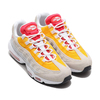 NIKE AIR MAX 95 ESSENTIAL LIGHT BONE/EMBER GLOW-UNIVERSITY GOLD AT9865-003画像
