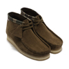 Clarks × Carhartt WIT Wallabee Boot Olive Camo 26146168画像