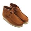 Clarks × Carhartt WIT Wallabee Boot Brown Combi Sde 26146193画像