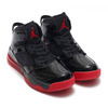 NIKE JORDAN MARS 270 BLACK/ANTHRACITE-GYM RED CD7070-006画像