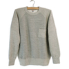 FilMelange BURR RAGLAN CREW SWEAT with POCKET画像