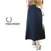 FRED PERRY Lady's F8497 Track Skirt画像