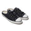 CONVERSE ALL STAR S VELVET MULE OX CHARCOAL 31301032画像