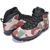 NIKE AIR JORDAN 10 RETRO DESERT CAMO desert/black-dusted clay 310805-200画像