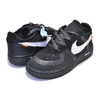 THE 10:NIKE FORCE 1(TD) OFF-WHITE black/white-cone-black BV0853-001画像
