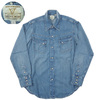 LEVI'S VINTAGE CLOTHING 50S WESTERN DENIM SHIRT 67702-0008画像