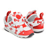 Reebok VERSA PUMP FURY HK ''HELLO KITTY'' CHIRED / BLACK / WHITE EH3059画像