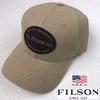 FILSON TWILL LOGGER CAP USA画像