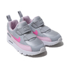 NIKE AIR MAX TINY 90 PS WOLF GREY/CHINA ROSE-PINK FOAM -WHITE 881927-018画像