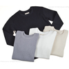 FULLCOUNT HEAVY WEIGHT WAFFLE LONG SLEEVE T-SHIRTS 5964_19画像