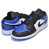 "NIKE AIR JORDAN 1 LOW(GS) ""ROYAL TOE"" sport royal/black-white CQ9486-400画像"