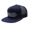 Supreme 19FW End of the World Mesh Back 5-Panel NAVY画像
