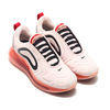 NIKE W AIR MAX 720 LIGHT SOFT PINK/GYM RED-CORAL STARDUST AR9293-602画像