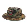 POLO RALPH LAUREN BOONEY CAP-HAT GREEN MULTI画像