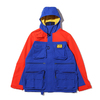 POLO RALPH LAUREN 3L ANORAK-LINED-JACKET ROYAL BLUE MULTI画像
