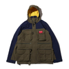 POLO RALPH LAUREN 3L ANORAK-LINED-JACKET GREEN MULTI画像