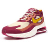 NIKE AIR MAX 270 REACT NOBLE RED/TEAM GOLD/SAIL AO4971-601画像