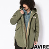 AVIREX 2WAY BOA SHELL PARKA 6192162画像