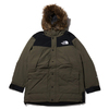 THE NORTH FACE MOUNTAIN DOWN COAT NEW TAUPE ND91935-NT画像