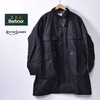 Kaptain Sunshine × Barbour Stand Callar Traveller Coat Black画像