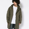 MANASTASH P-100 FILED COAT 7192053画像
