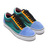 VANS Old Skool (Mix & Match) Cadmium Yellow/Tidepool VN0A4BV5TGN画像