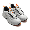 Reebok DAYTONA DMX II OG TRUE GRAY 3/TRUE GRAY 1/BRIGHT ORANGE DV7254画像