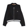 FRED PERRY Lady's F6300 Pique BomberJacket画像