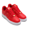 NIKE WMNS AIR FORCE 1 '07 ESS UNIVERSITY RED/UNIVERSITY RED-WHITE AO2132-602画像
