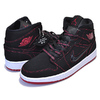NIKE AIR JORDAN 1 MID FEARLESS black/gym red-white CK5665-062画像