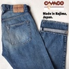 CAMCO WASHED 5PKT JEANS画像