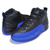 NIKE AIR JORDAN 12 RETRO GAME ROYAL black/game royal-black 130690-014画像