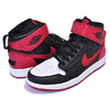 NIKE AIR JORDAN 1 HI FLYEASE black/black-gym CQ3835-001画像