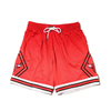Mitchell & Ness Old English Swingman Shorts C.Bulls RED SMSHEF18023-CBU画像
