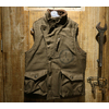 "FREEWHEELERS UNION SPECIAL OVERALLS WINTER AVIATOR'S VEST ""U.S.AIR SERVICE AEF VETERAN"" 1931019画像"
