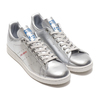 adidas STAN SMITH SILVER METRIC/SILVER METRIC/CRYSTAL WHITE FW5363画像