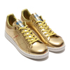 adidas STAN SMITH GOLD METRIC/GOLD METRIC/CRYSTAL WHITE FW5364画像