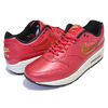 NIKE WMNS AIR MAX 1 SEQUIN GOLD university red/metallic gold CT1149-600画像