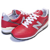new balance M996NCA RED/GREY MADE IN U.S.A.画像