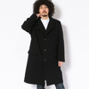Schott SOFT MELTON CHESTER LONG COAT 7589画像