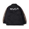 RVCA ANIMAL SPIRITS COACH JACKET BLACK AJ042796-BLK画像