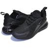 NIKE AIR MAX 270 BG TRIPLE BLACK black/blk BQ5776-001画像