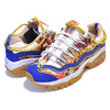 SKECHERS PREMIUM HERITAGE ENERGY CAPTAINS VIEW BLUE/YELLOW 149107-BKGD画像