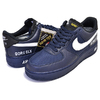 NIKE AIR FORCE 1 GORE-TEX obsidian/white-black-off noir CK2630-400画像