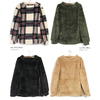 JOHNBULL Fleece HighNeck Top ZC576画像