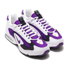 NIKE AIR MAX TRIAX WHITE/VOLTAGE PURPLE-BLACK-HYPER CRIMSON CD2053-102画像