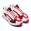 NIKE AIR MAX TRIAX WHITE/GYM RED-BLACK-SOAR CD2053-101画像