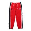 Mitchell & Ness LS TA Jogger Pants - Chicago Bulls RED WUPTMG18033-CBU画像