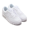 NIKE AIR MAX 90 WHITE/WHITE-WHITE-WOLF GREY CN8490-100画像